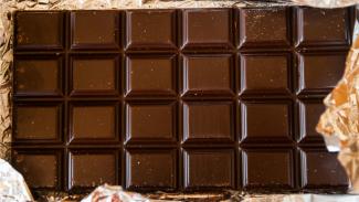 Cokelat batang.