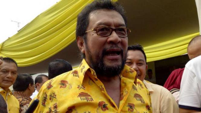 Politikus senior Golkar, Yorrys Raweyai.