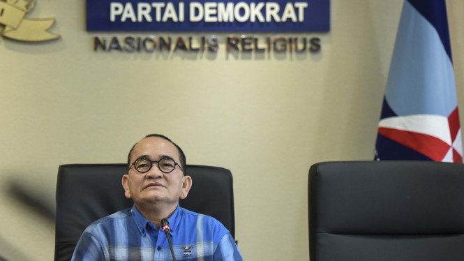 Politikus Partai Demokrat Ruhut Sitompul.