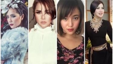 Artis kaya raya di Indonesia.