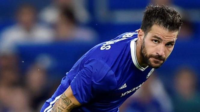 Gelandang Chelsea, Cesc Fabregas