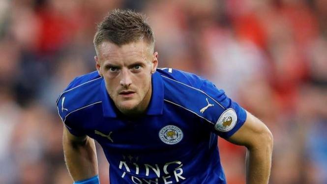 Pemain Leicester City, Jamie Vardy