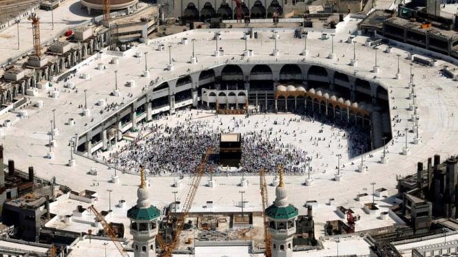 Kota Suci Mekah.