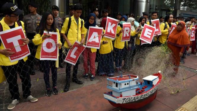Proyek Reklamasi Teluk Jakarta Akhirnya Dilanjutkan