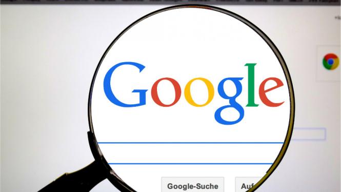 Ilustrasi/Mesin pencari Google