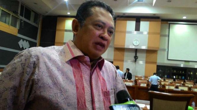 Bambang Soesatyo jadi Ketua DPR