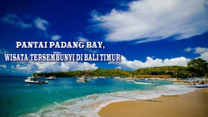Pantai Padang Bai Wisata Tersembunyi Di Bali Timur Viva