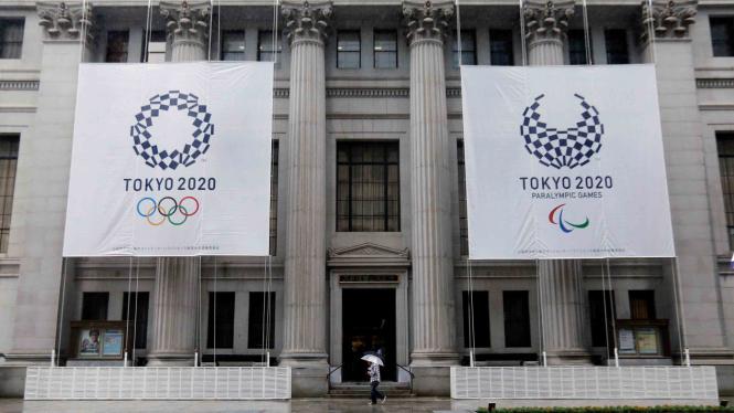 Warga Jepang Sambut Olimpiade Tokyo 2020