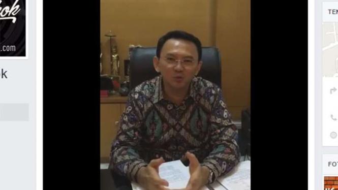Ahok ucapkan terima kasih atas KTP yang dikumpulkan warga Jakarta,