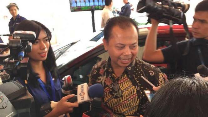 Ketua KPU DKI Jakarta, Sumarno.