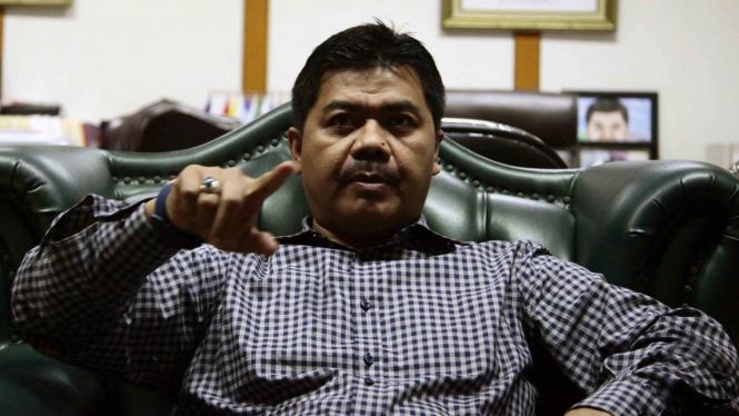Ketua KPU RI Juri Ardiantoro