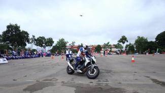 Panduan Mengendarai Motor di Masa New Normal ala Ahli Safety Riding
