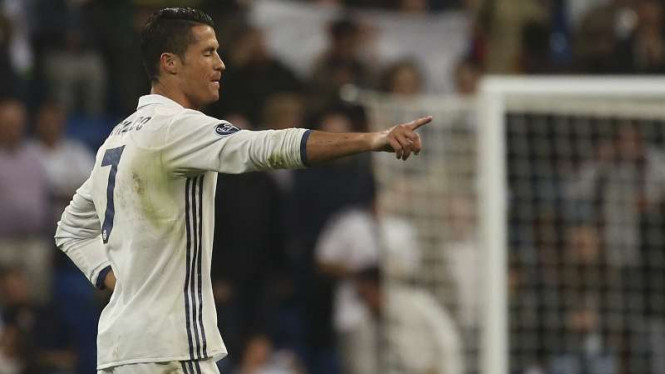 Bintang Real Madrid, Cristiano Ronaldo