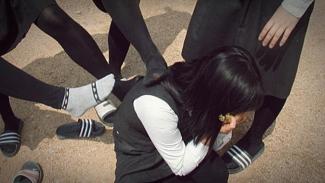 Ilustrasi bullying.