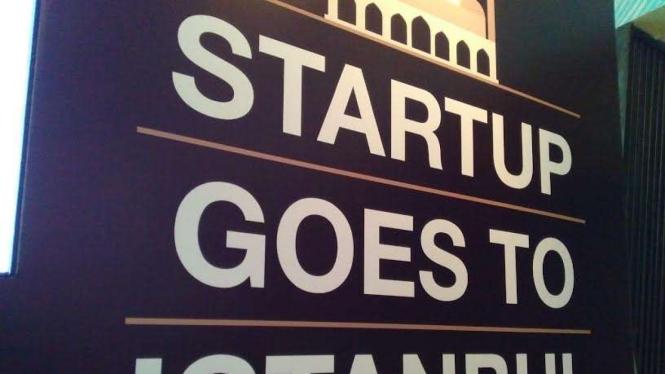 Ilustrasi kompetisi startup
