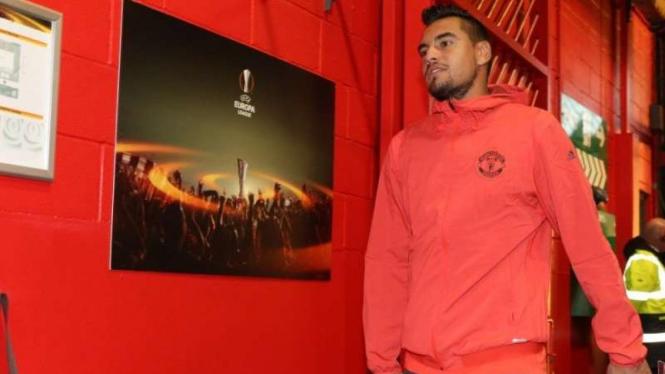 Penjaga gawang Manchester United, Sergio Romero