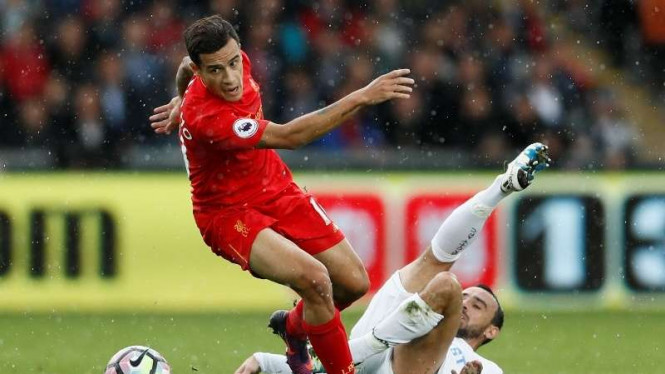 Pemain Liverpool, Philippe Coutinho