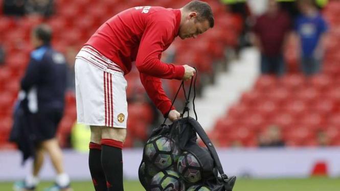 Kapten Manchester United, Wayne Rooney