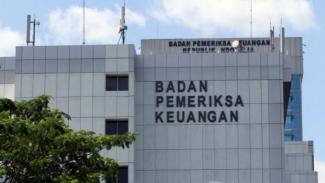 Ilustrasi Gedung BPK.