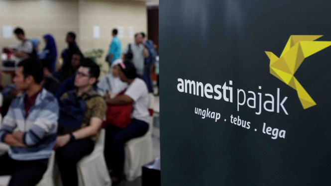 Sosialisasi Tax Amnesty atau Pengampunan Pajak di Jakarta
