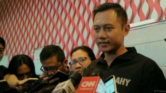 Bakal calon gubernur DKI Jakarta, Agus Harimurti Yudhoyono