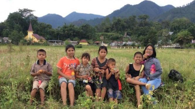 Kenangan Bersama Mama di Kampung Halaman - VIVA