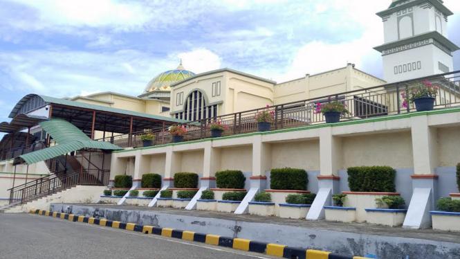 Bandara Sultan Iskandar Muda di Banda Aceh
