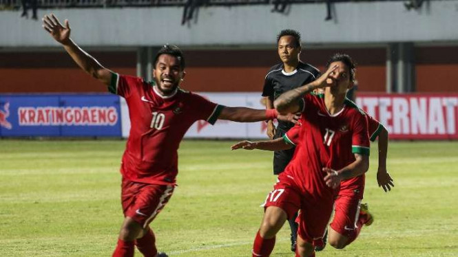Pemain Timnas Indonesia, Zulham Zamrun dan Irfan Bachdim
