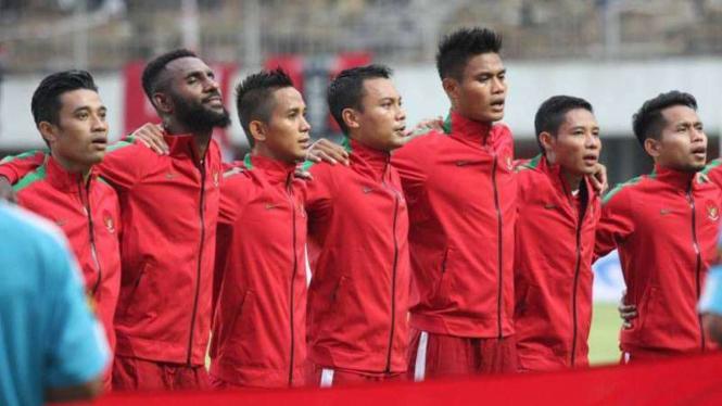 Pemain Timnas Indonesia