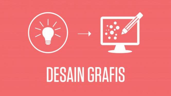 Desain grafis.