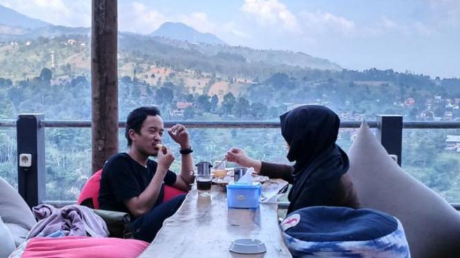 Lereng Anteng, Bandung.