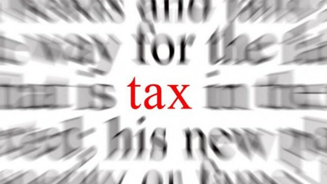 Ilustrasi pajak.