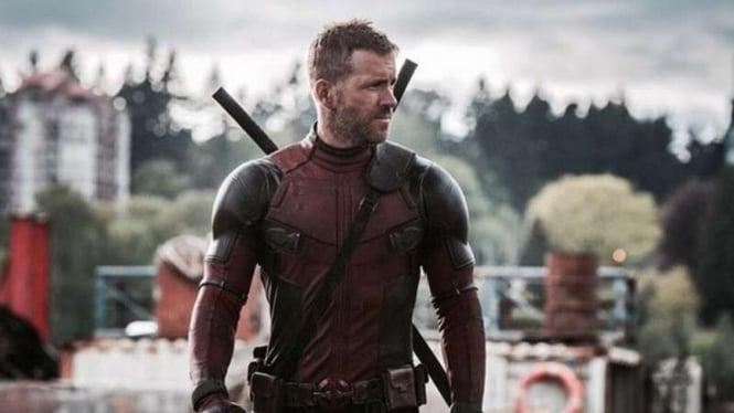 Ryan Reynolds sebagai Deadpool