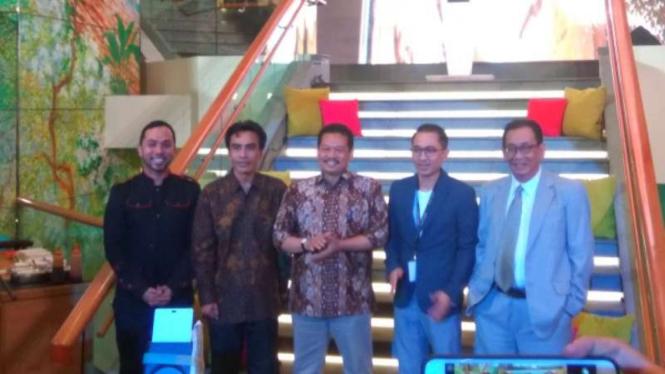 Dewan Juri Festival Film Indonesia 2016.
