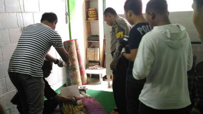 Jenazah korban bentrok suporter Sriwijaya FC