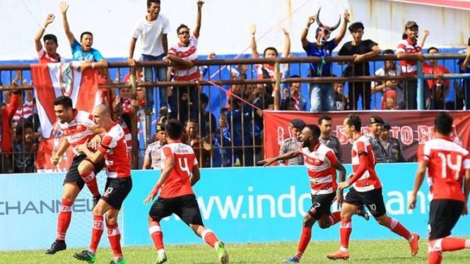 Para pemain Madura United