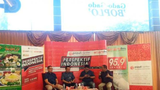 Said Didu saat diskusi Perspektif Indonesia.