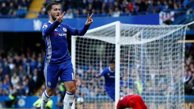 Pemain Chelsea, Eden Hazard