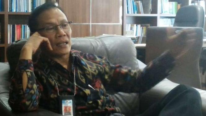 Kepala Badan Pusat Satatistik, Suhariyanto