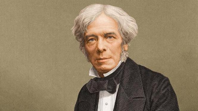 Michael Faraday.