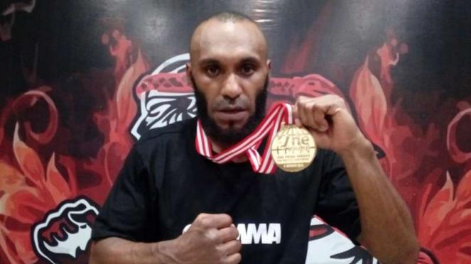 Petarung One Pride MMA, Yordan Hilapok