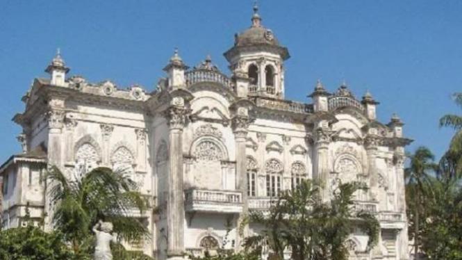 The Rose Garden Palace, Bangladesh.