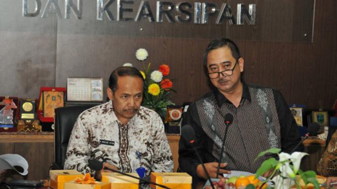 Wakil Ketua Komisi X DPR  Ferdiansyah