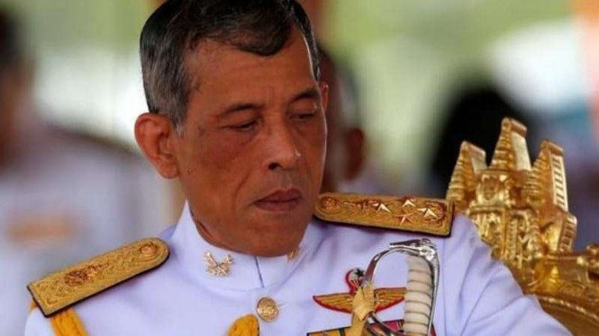 Putra Mahkota Thailand, Pangeran Maha Vajiralongkorn.