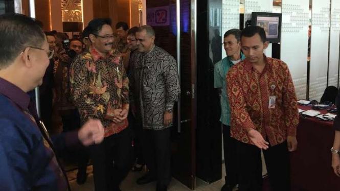 Wakil Gubernur DKI Jakarta Djarot Saiful Hidayat.