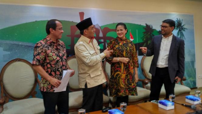 Anggota Komisi III DPR RI Muhammad Syafi'i