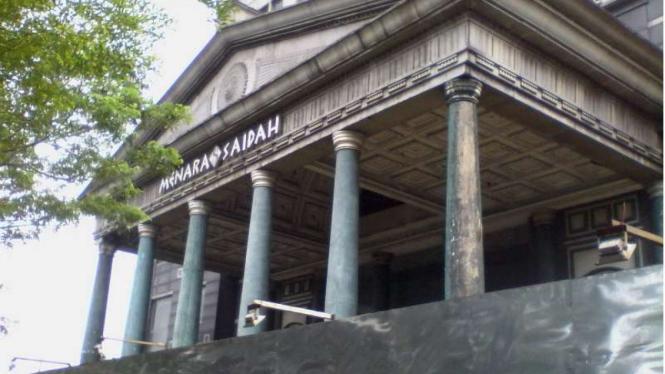 Gedung Menara Saidah di Jalan MT Haryono yang akan diaudit Pemprov DKI