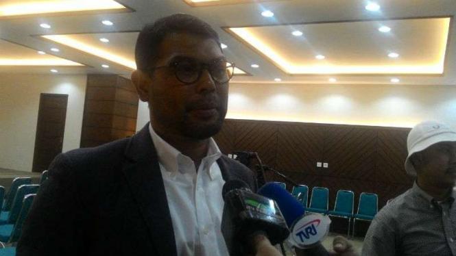 Anggota DPR dari Fraksi PKS, Nasir Jamil