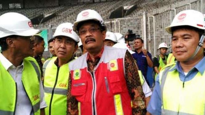 Wakil gubernur Djarot Saiful Hidayat