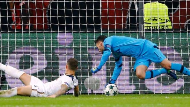 Kiper Tottenham Hotspur, Hugo Lloris.